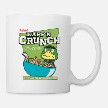 Animal Kapp'n Crunch! - Mug