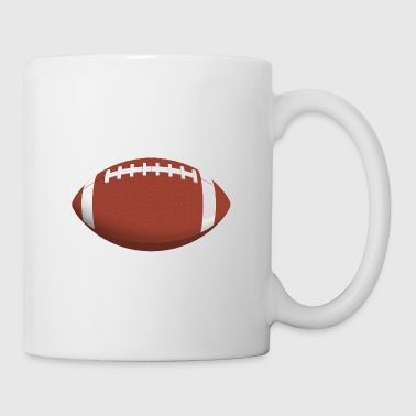 Football - Coffee/Tea Mug