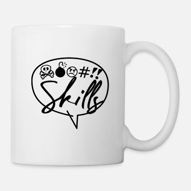 Tag Skills - Coffee/Tea Mug