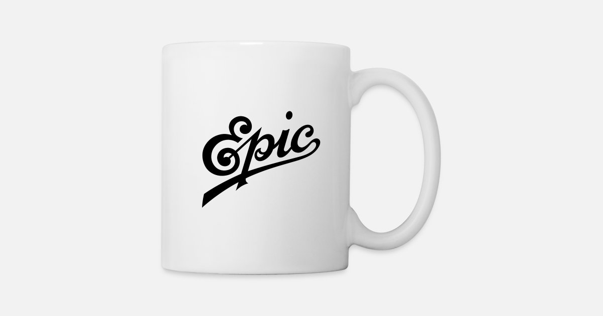 Epic records Mug | Spreadshirt
