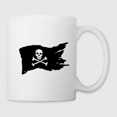 Pirate Flag - Coffee/Tea Mug