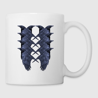 A Murder of Crows - Coffee/Tea Mug