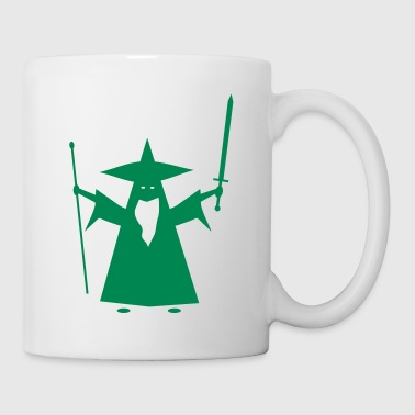 wizard - Coffee/Tea Mug