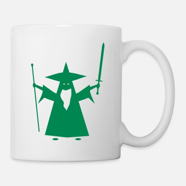 Wizard wizard - Coffee/Tea Mug