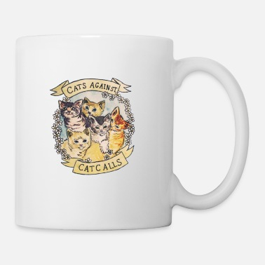 Against CATS AGAINST - Coffee/Tea Mug