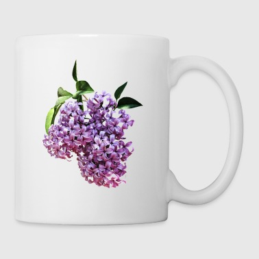 Delicate Pink Lilacs - Coffee/Tea Mug
