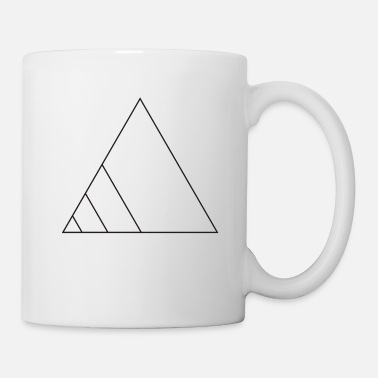 Triangle Triangle - Coffee/Tea Mug