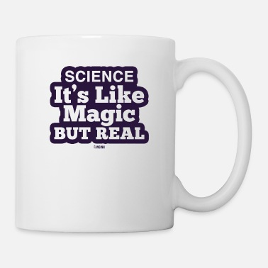 Cool Text Science research award gift - Mug