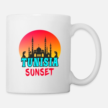 North Africa Tunisia / Gift Mosque Religion North Africa - Mug