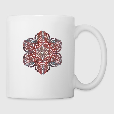 Celtic Distressed Metal Craft Collection - Coffee/Tea Mug