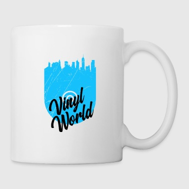 Vinyl Vinyl World - Coffee/Tea Mug