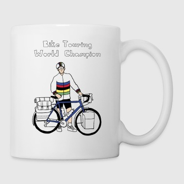 Bike Touring World Champion - Coffee/Tea Mug