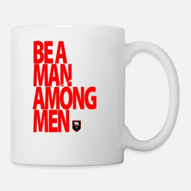 Army Be A Man Among Men - Mug