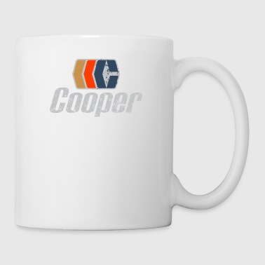 cooper hockey - Coffee/Tea Mug