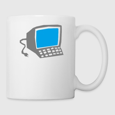 computer - Coffee/Tea Mug