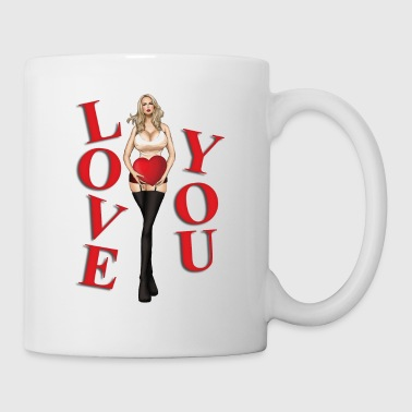 Love You Love you - Coffee/Tea Mug