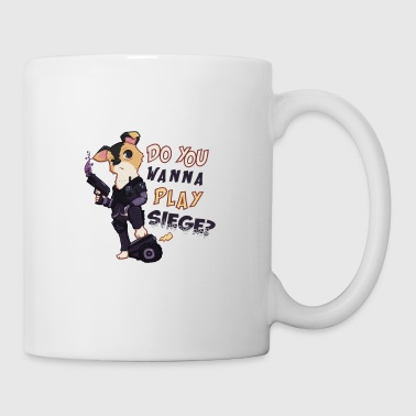 Sieg Siege Riley - Coffee/Tea Mug