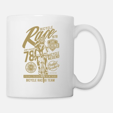 Bike BICYCLE RACE - Coffee/Tea Mug