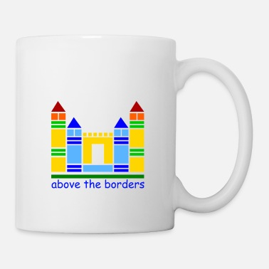 Childhood childhood castle - Mug