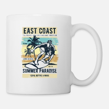 East East Coast - Coffee/Tea Mug