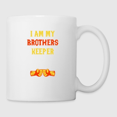 Brothers Keeper - Coffee/Tea Mug