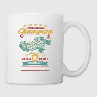 International Champion Car Race - Coffee/Tea Mug