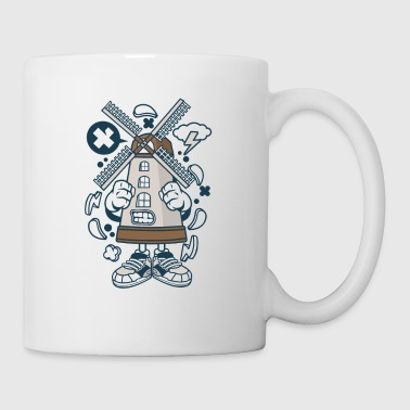 Childhood Windmill - Coffee/Tea Mug