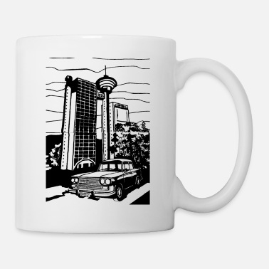 BEOGRAD GENEX TOWER | WESTERN GATE - Coffee/Tea Mug