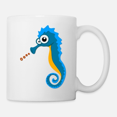 Sea Horse Sea Horse on the Sea - Mug