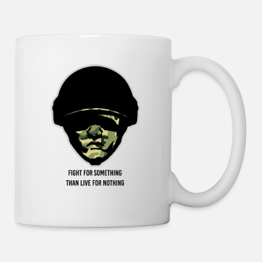 Air Forces Army Gift Idea Military Salute Soldier Infantry Ar - Mug