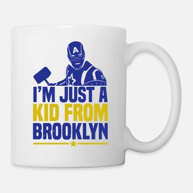 I m just a kid from Brooklyn - Mug