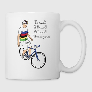 track stand world champion - Coffee/Tea Mug