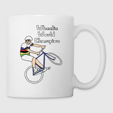 wheelie world champion - Coffee/Tea Mug