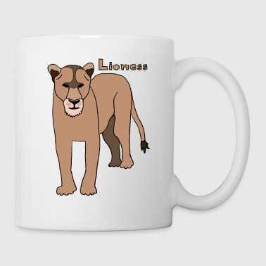 lioness - Coffee/Tea Mug