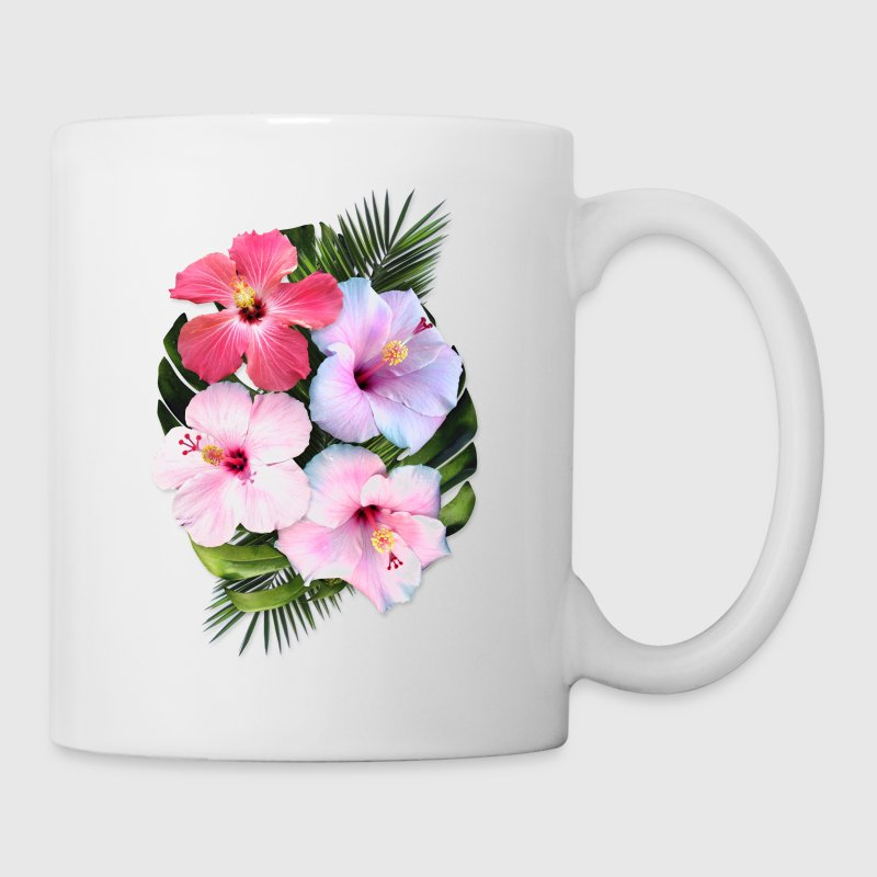 AD Flowers - Coffee/Tea Mug