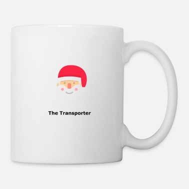 Transport Santa the Transporter - Coffee/Tea Mug