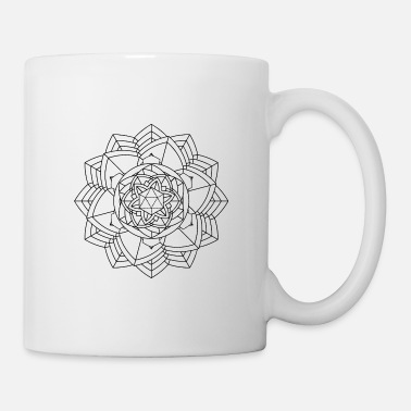 Circle mandala 49 - Coffee/Tea Mug