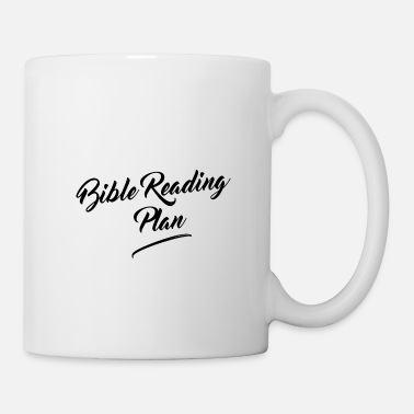 Motivational Bible Reading Plan - Mug