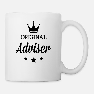 Deluxe Original adviser - Coffee/Tea Mug