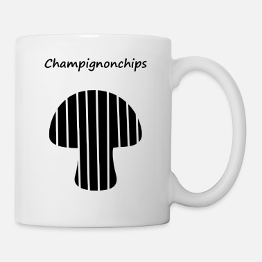 Satire Champion Champignon Chips Satire - Mug