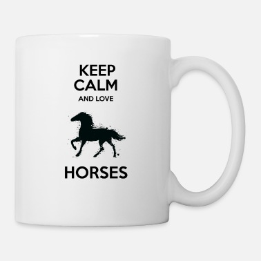 Western Riding Awesome Cute Horse Lover Quotes - Mug