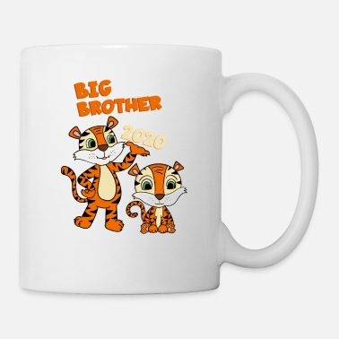 Tiger Pony Big Brother 2020 Shirt Tiger - Mug