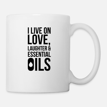 Pretty CUTE PRETTY ESSENTIAL OIL DIFFUSER designS - LIVE - Mug