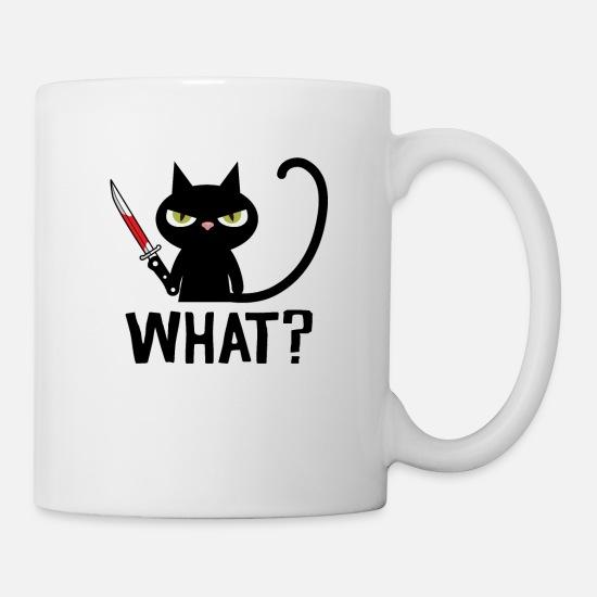 My Cat Makes Me Happy Humans Make My Head Hurt Mug Coffee Tea Mug Gift