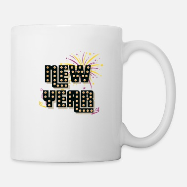 New Year New Years Eve New Year - Mug
