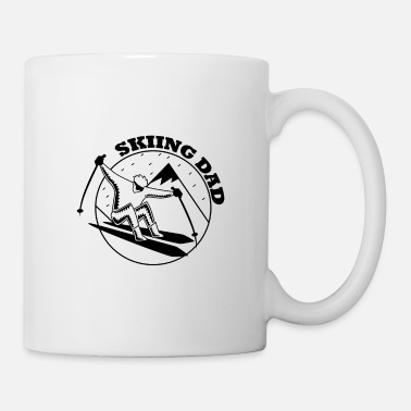 Ski Resort Ski Skiing Skier Ski club Ski holidays - Coffee/Tea Mug