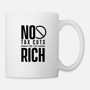 Wealth Tax The Rich - Mug
