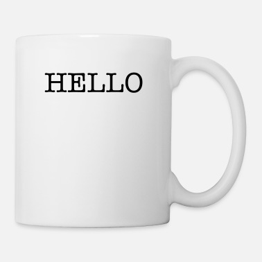 Hello Hello - Coffee/Tea Mug