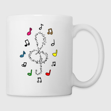 Note - Coffee/Tea Mug