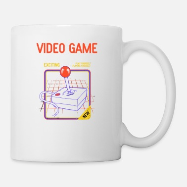 Video Video Game the Game - Mug